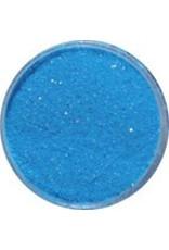 Ybody Blauwe Ybody neon glitter #305 UV Blue voor glittertattoos