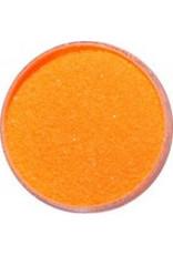 Ybody Oranje neon glitter Ybody #302 UV Orange voor glittertattoos