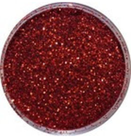 Ybody Rode glitter van Ybody #122 Red Fire (6 ml)