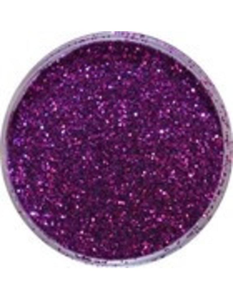Ybody Roodpaarse glitter van Ybody #141 (6ml) voor glittertattoos