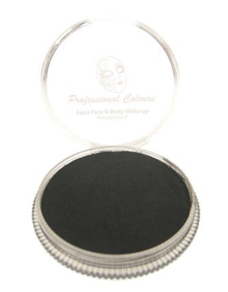 Partyxplosion Zwarte schmink PXP (30 gram)