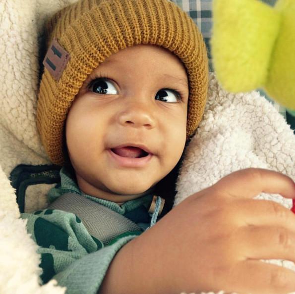 Beau Hudson Knit Beanie - Babyhouse 384a1d25472