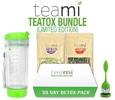 Teami Teami Teatox 30 Days Bundle