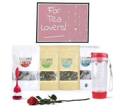Teami V-Day gift