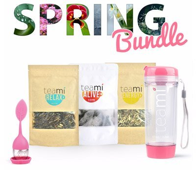 Teami Spring Bundle