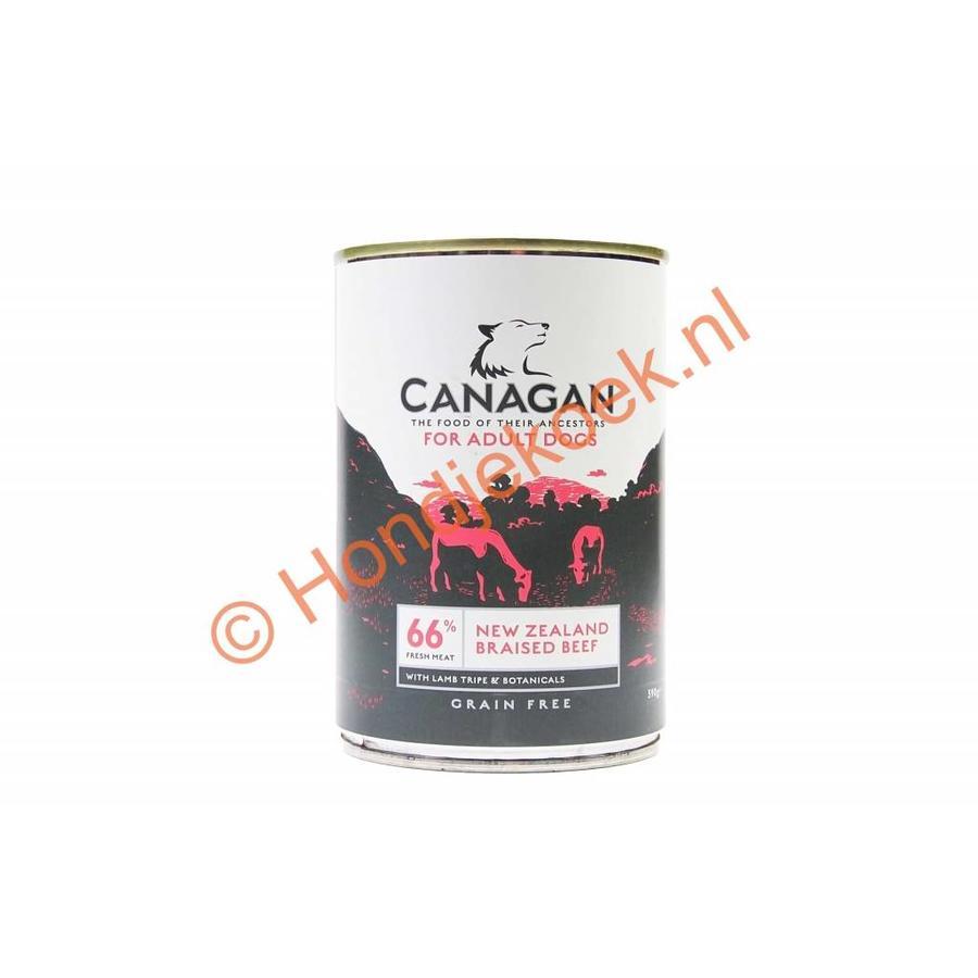 Canagan British Beef 400 gram
