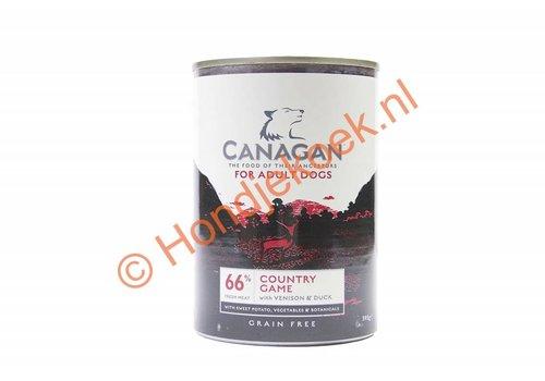 Canagan Canagan blik Wild 395 gram