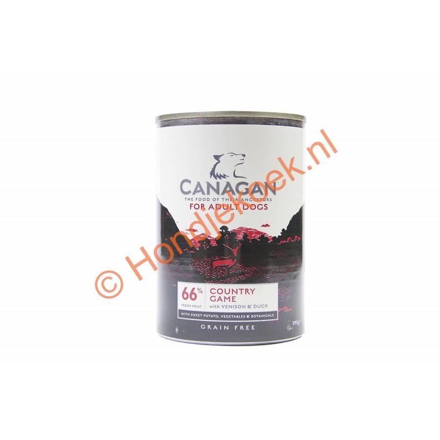 Canagan blik Wild 395 gram
