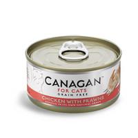 Canagan kip met garnalen 75 gram