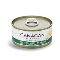 Canagan kip met zeebaars 75 gram
