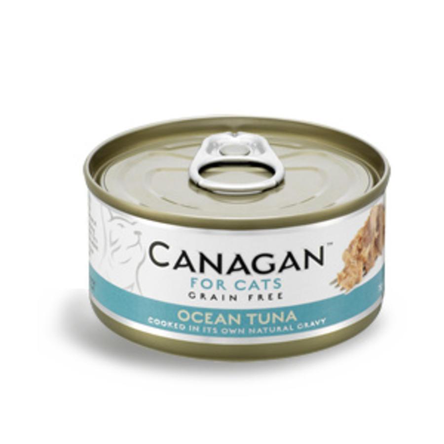 Canagan tonijn 75 gram