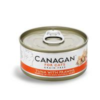 Canagan tonijn met garnalen 75 gram