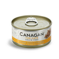 Canagan tonijn met kip 75 gram