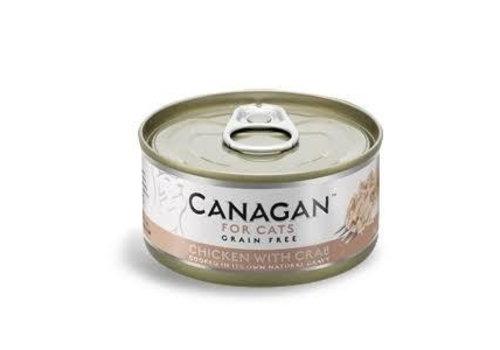 Canagan Canagan tonijn met krab 75 gram