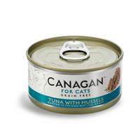 Canagan tonijn met mosselen 75 gram