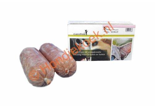 Carnivoer Vis-mix 2x400 gram