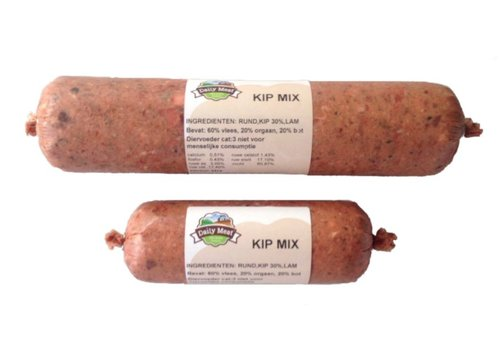Daily Meat Kip-mix 1 KG