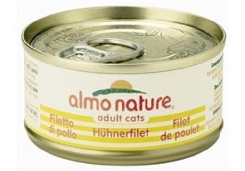 Almo Almo Kipfilet 70 gram