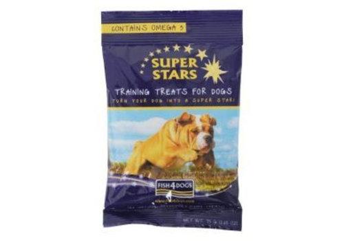 Fish4Dogs Super star training snacks 75 gram