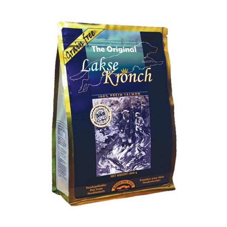 Lakse Kronch Viskoekjes 100% Zalm