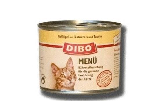 Dibo Dibo menu Gevogelte 185 gram