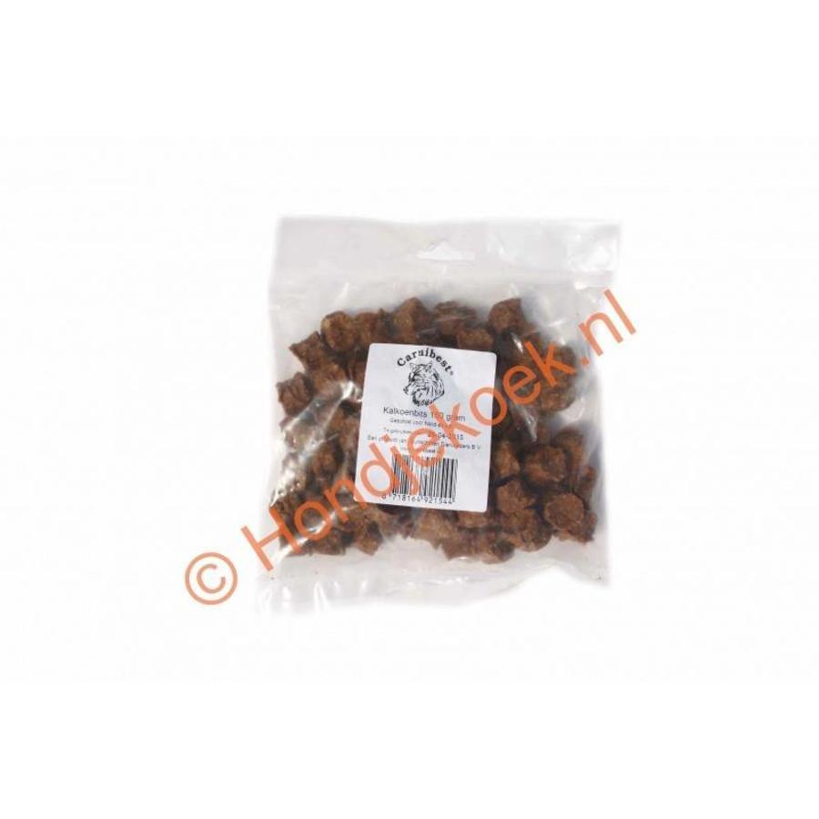 Kalkoenbits 150 gram