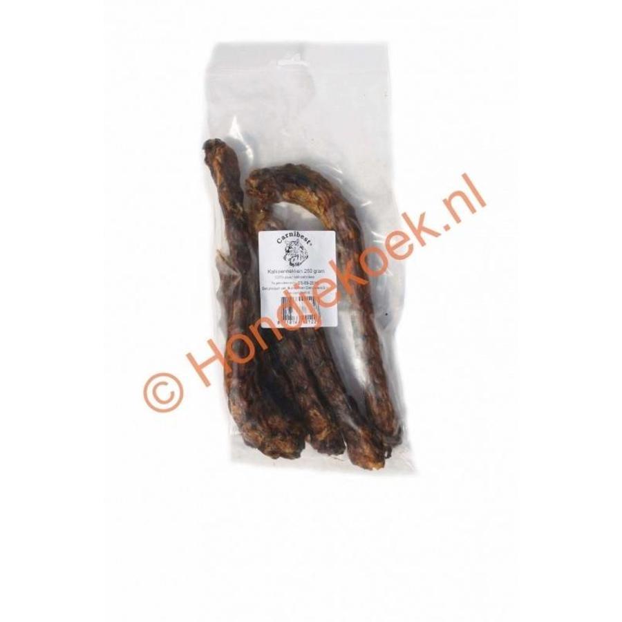 Kalkoennekken 250 gram