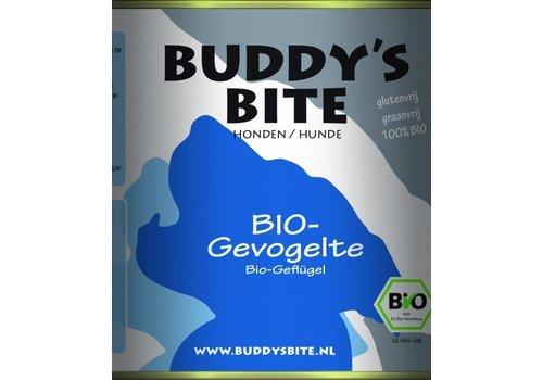 Buddy's Bite Buddy's Bite BIO-Gevogelte 800 gram