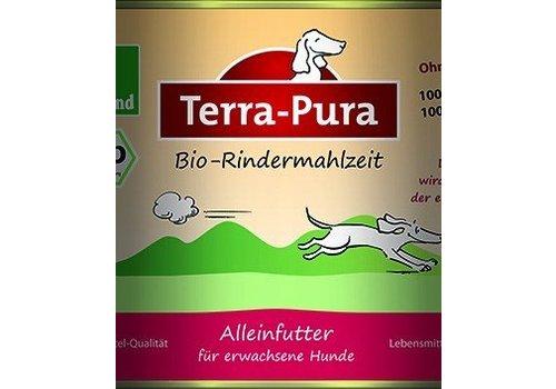 Terra-Pura BIO maaltijd met Rund 800 gram