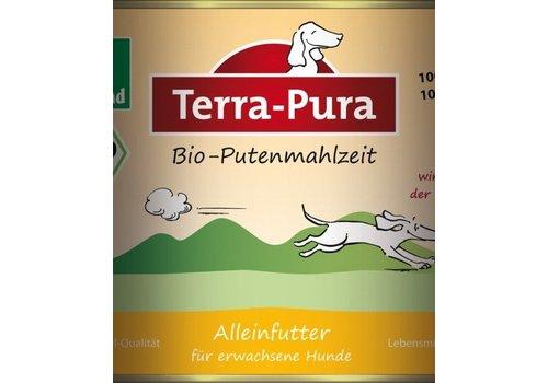 Terra-Pura BIO maaltijd met Kalkoen 800 gram