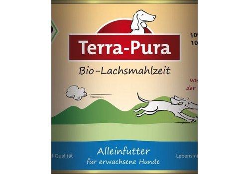 Terra-Pura BIO maaltijd met Zalm 800 gram