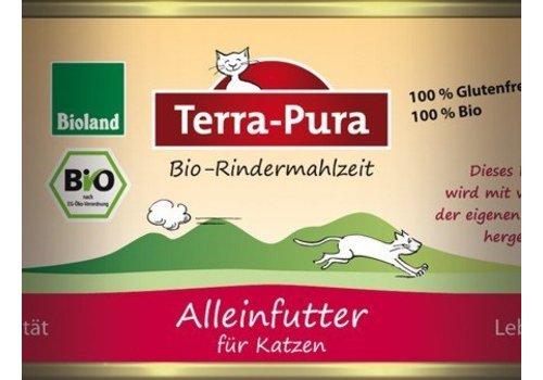 Terra-Pura * BIO maaltijd met Rund 200 gram
