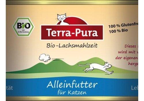 Terra-Pura BIO maaltijd met Zalm 200 gram
