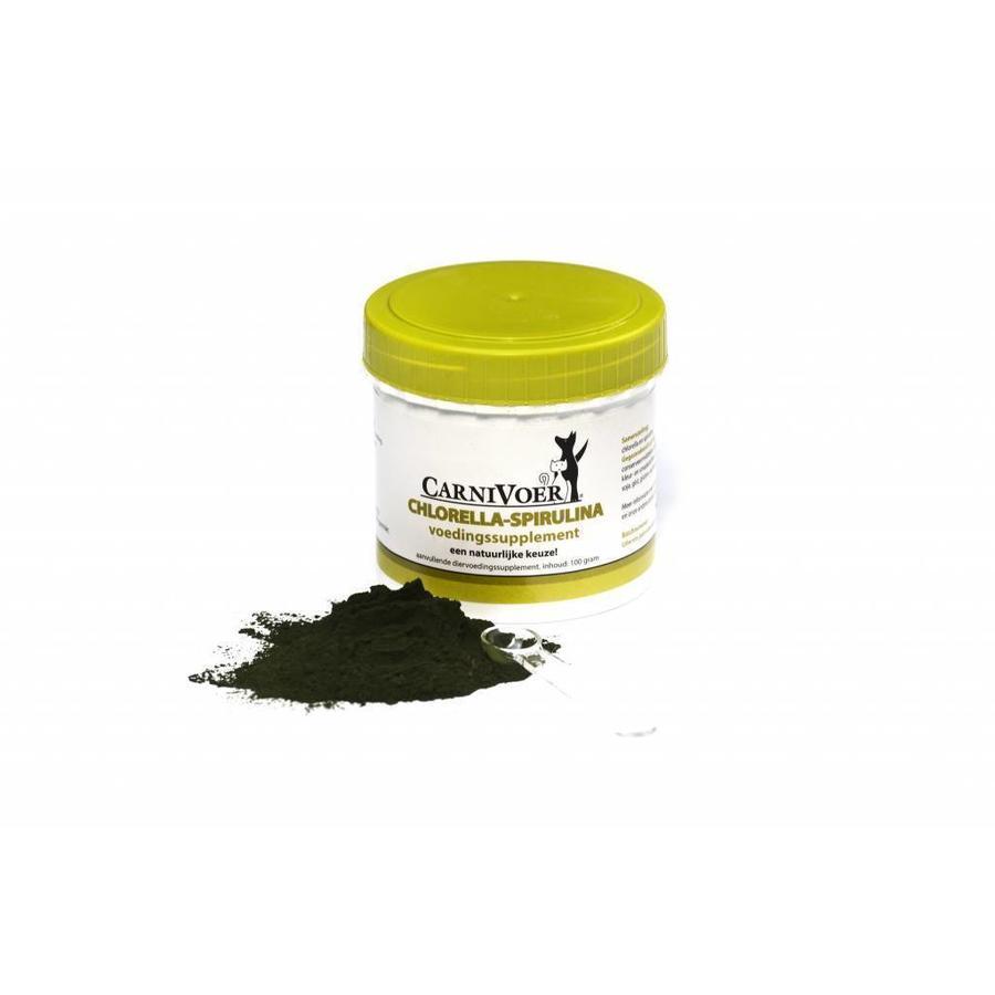 Chlorella-Spirulina 100 gram