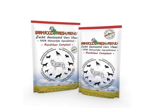 Farmfood Farm Food Fresh Menu Rundvlees