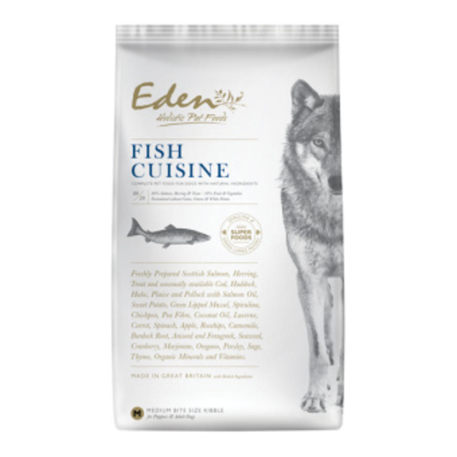 Dog Fish Cuisine