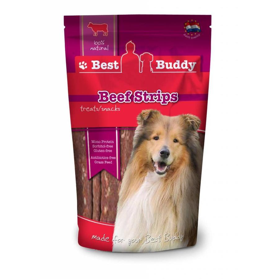 * BestBuddy Beef Strip 100 gram