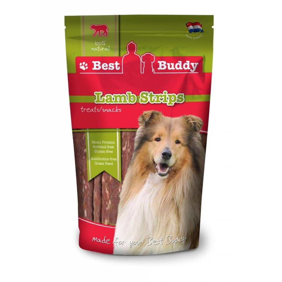 * BestBuddy Lamb Strip 100 gram