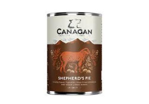 Canagan Canagan blik Lamsvlees met groenten (Shepherd's Pie) 400 gram