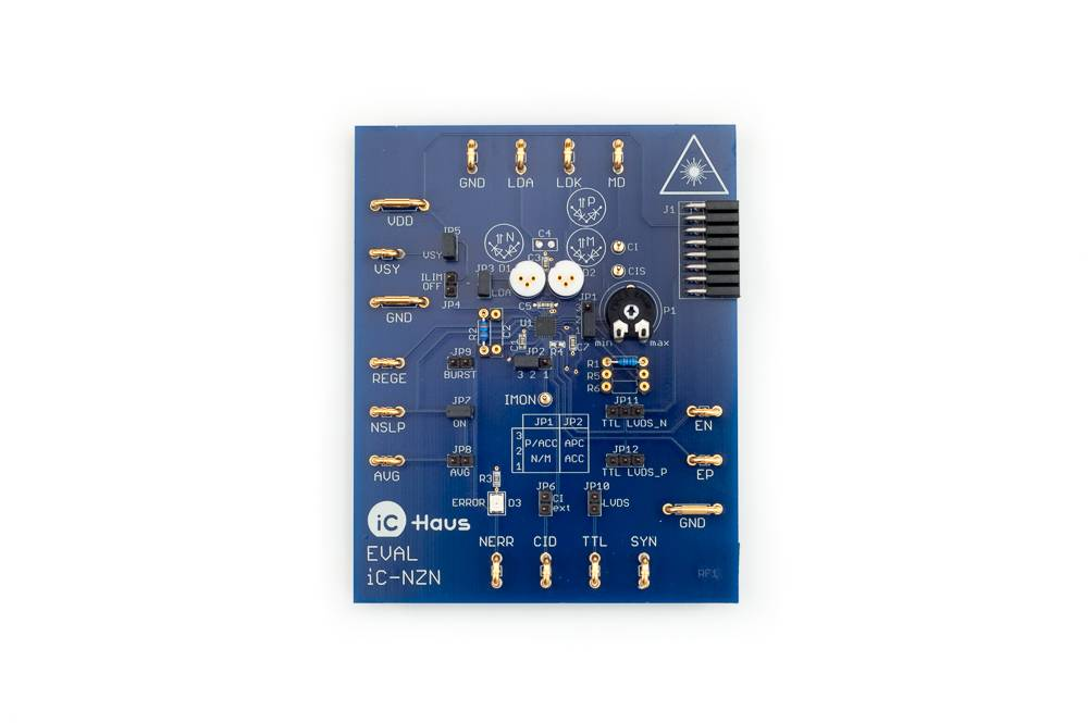 Superior Evaluation Board IC NZN (incl. 2 IC Samples)