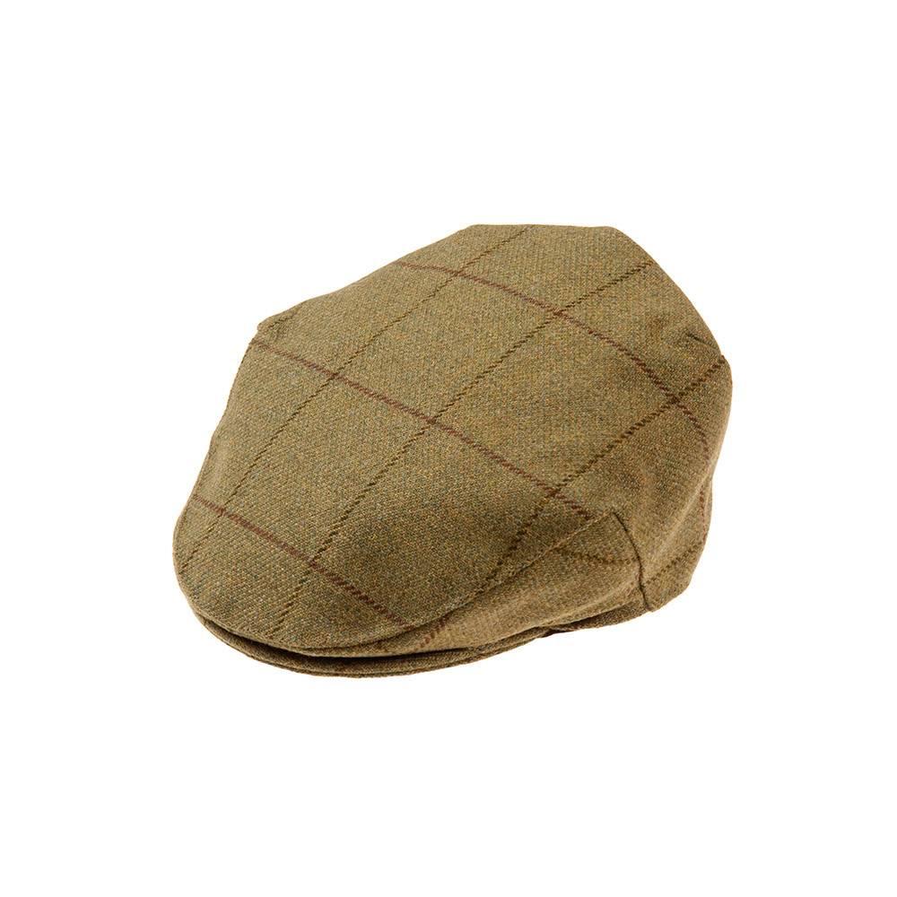 4a2700f480f Alan Paine Rutland Mens Cap. Rutland Mens Tweed Flat Cap is crafted in a wool  blend ...