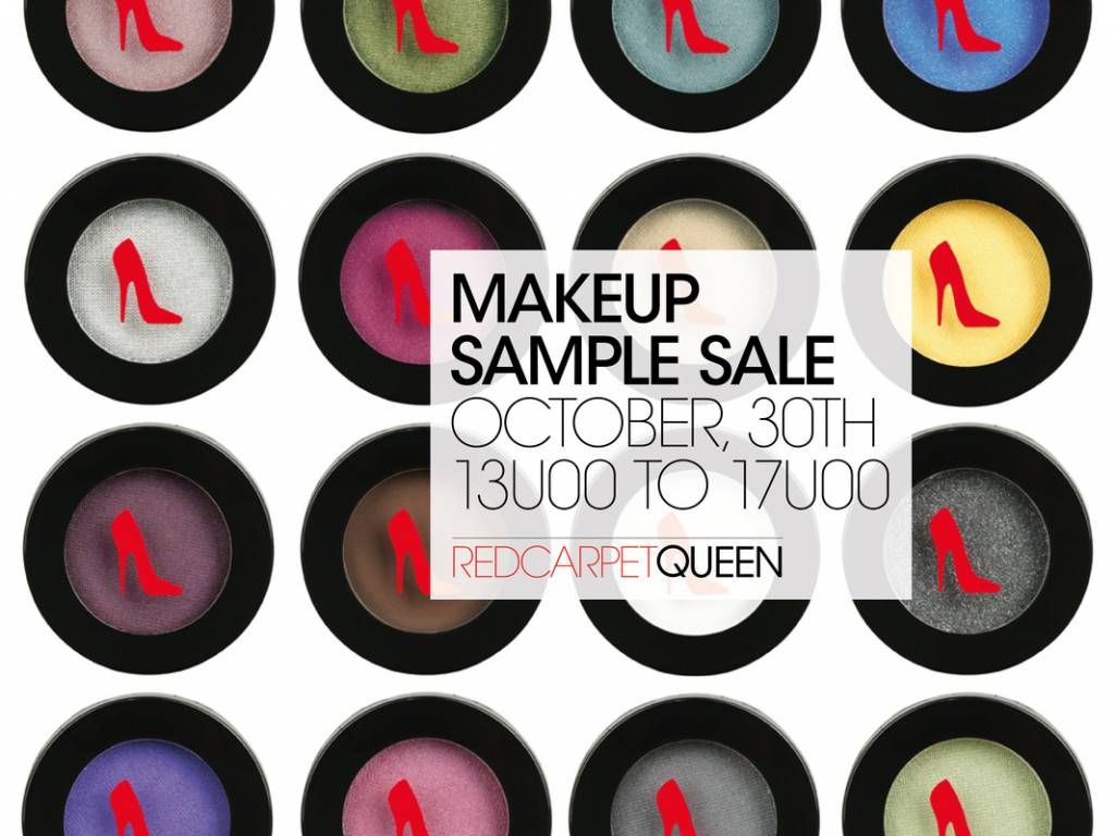 Red Carpet Queen sample sale