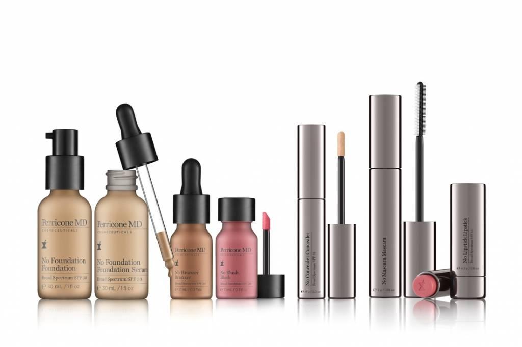 No Makeup skincare