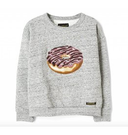 Finger in the Nose Turner donut sweater