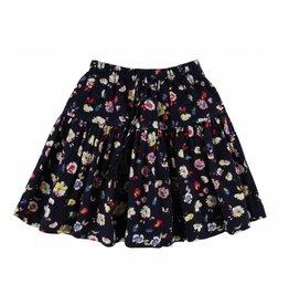 Simple Kids Lexus spring navy skirt