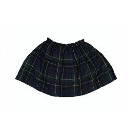 anne kurris winter 2017 Anne kurris trixy skirt check green