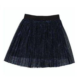 anne kurris winter 2017 Anne kurris plisse mini skirt navy