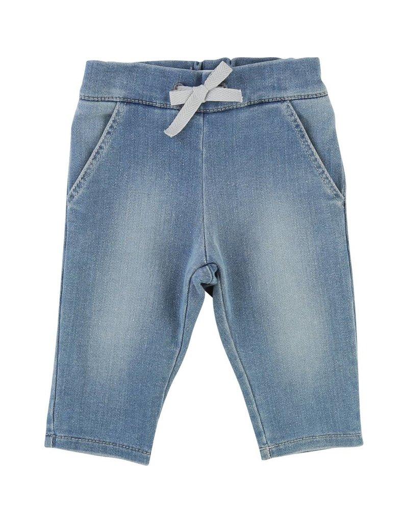 Chloé Pantalon denim blue C04097