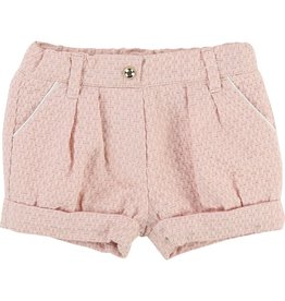 Chloé Short rose petale C04099