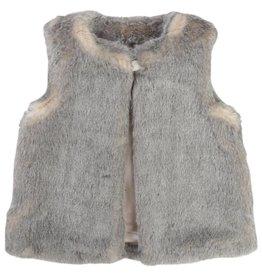 Carrement Beau cardigan grey/pink Y15156/M54